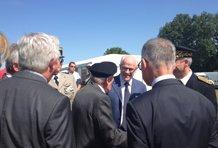 Cérémonie 71e anniversaire de la Bataille de Normandie